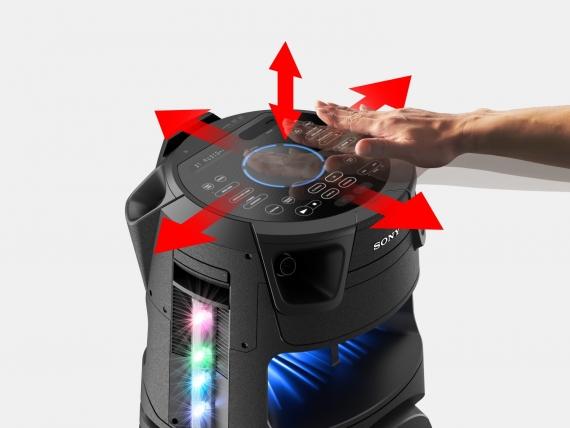 Sony представила четыре моноблочные аудиосистемы для вечеринок2