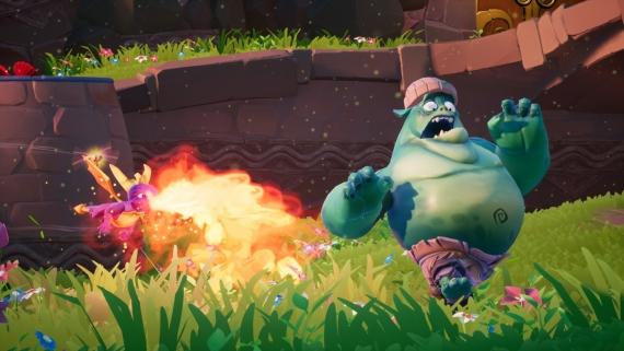 Spyro Reignited Trilogy выйдет для PS4 и Xbox One1