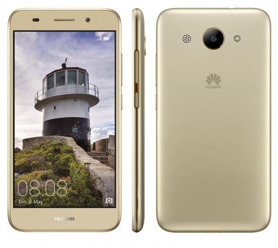 Первые изображения смартфонов обновлённой Y-серии от Huawei1