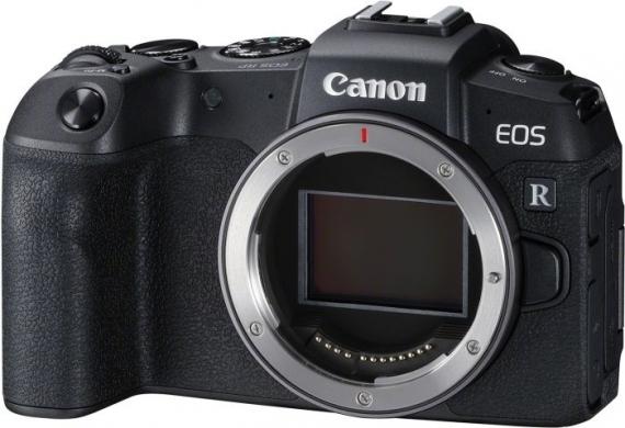 Компактная беззеркальная камера Canon EOS RP приходит в Россию1