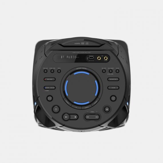 Sony представила четыре моноблочные аудиосистемы для вечеринок4