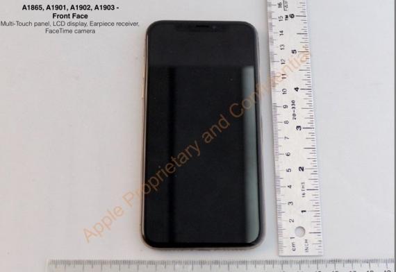 Золотой iPhone X и тюремный срок за утечку информации Apple2
