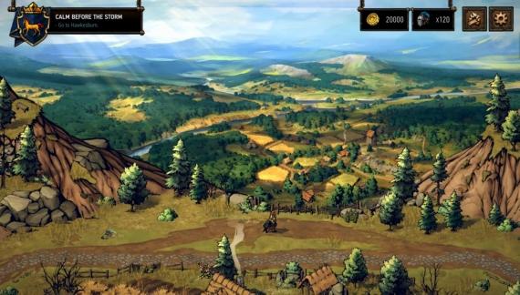 23 октября CD Project RED выпустит новую игру во вселенной «Ведьмака»4