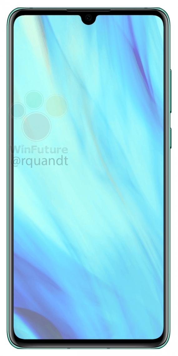 Полные характеристики Huawei P30 и P30 Pro до анонса1