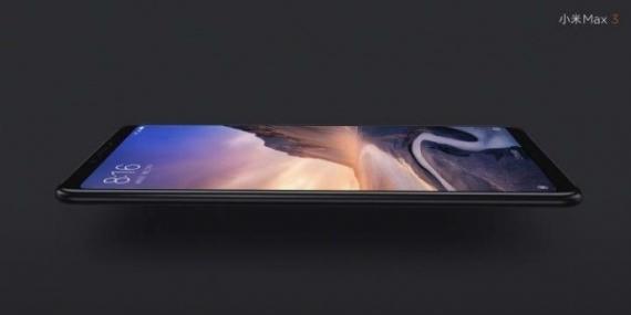 Презентован фаблет Xiaomi Mi Max 3 с гигантским аккумулятором5