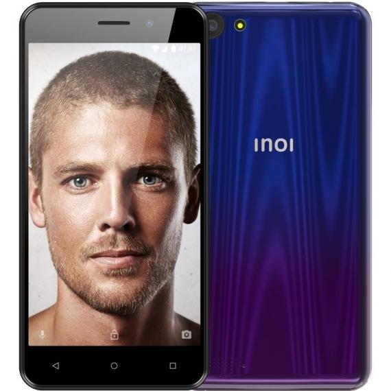 Новые цветовые решения для бюджетных смартфонов Inoi2