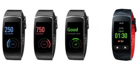 Samsung обновила ПО Gear Fit 2 и Gear Fit 2 Pro2