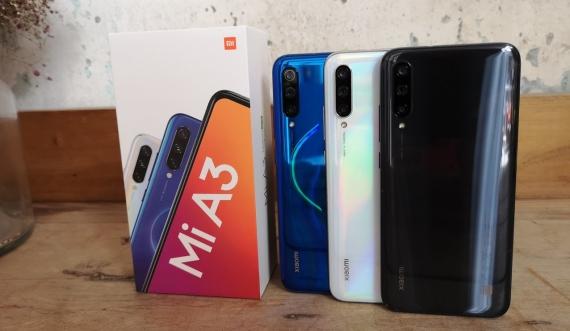 Сравнение характеристик Xiaomi Mi A3 и Mi A21