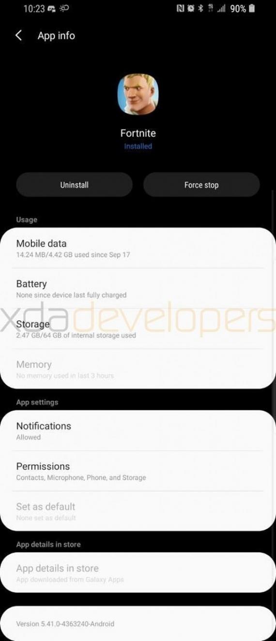 Что нового в Samsung Experience 10 на Android Pie?12