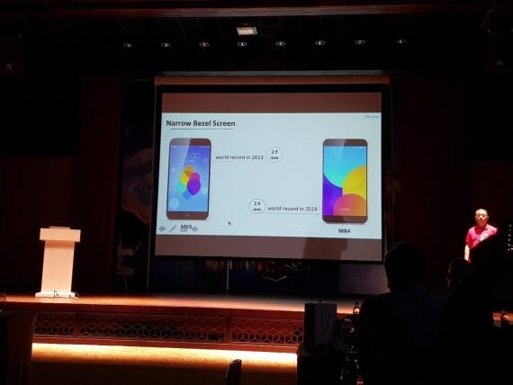Пресс-завтрак с Meizu: смартфон с NFC, Flyme 7 и Android One2