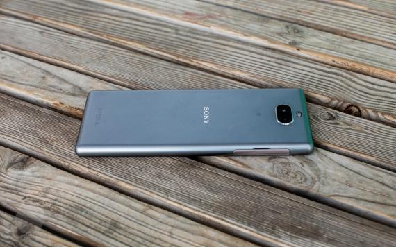 Обзор Sony Xperia 10 и 10 Plus. Идея нравится, но реализация хромает4