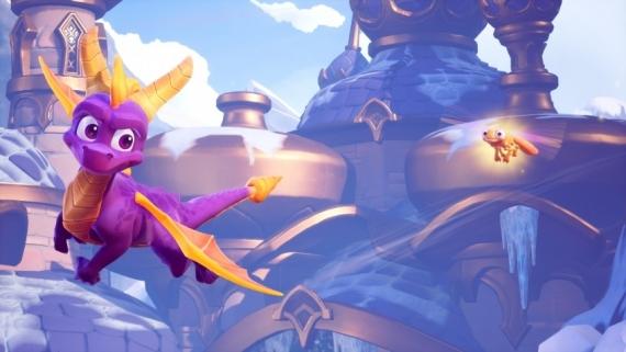 Spyro Reignited Trilogy выйдет для PS4 и Xbox One0