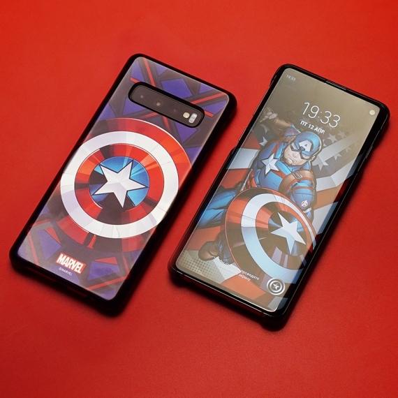Samsung и Disney выпустили чехлы в дизайне Marvel1