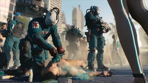 Подробности о Cyberpunk 2077: вид от первого лица и никаких микротранзакций5