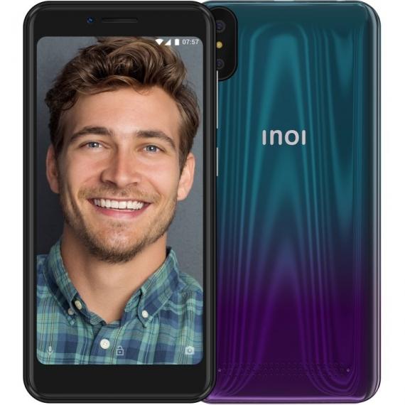 Новые цветовые решения для бюджетных смартфонов Inoi6
