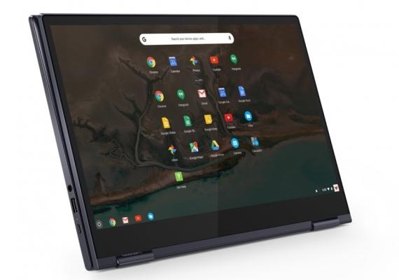 Lenovo Yoga Chromebook: большой и дорогой хромбук2