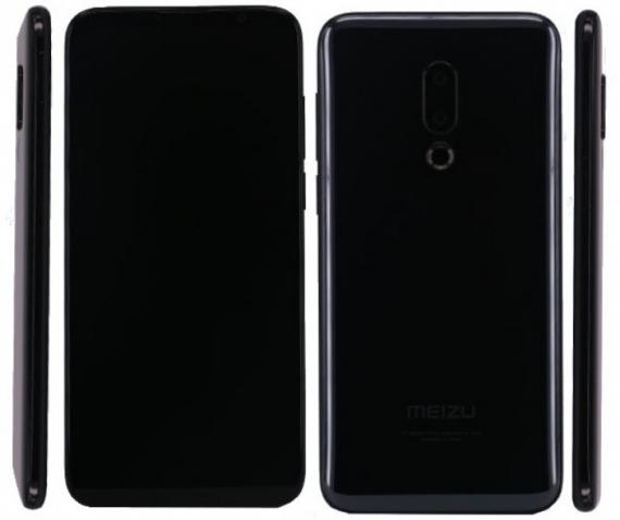 Спецификации Meizu 16 и 16 Plus появились на TENAA2