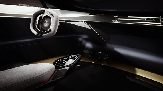 Aston Martin представила роскошный электрический седан4