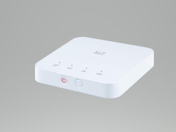 ZTE представила компактный мобильный 4G-роутер с поддержкой Wi-Fi MIMO 2×23