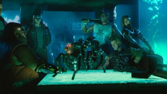 Подробности о Cyberpunk 2077: вид от первого лица и никаких микротранзакций1