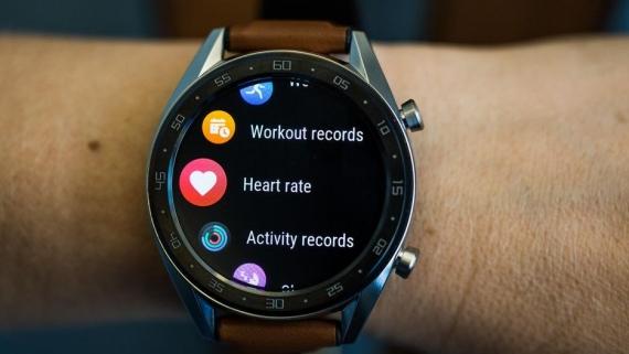 Huawei Watch GT проработают две недели от одного заряда3