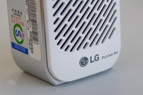 Очиститель воздуха LG PuriCare Mini. Чистый воздух там, где ты3