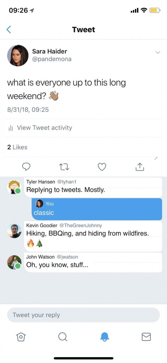 Twitter готовит редизайн и новые функции2