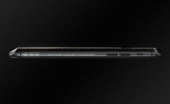 Caviar начала продажи iPhone X с солнечной батареей3