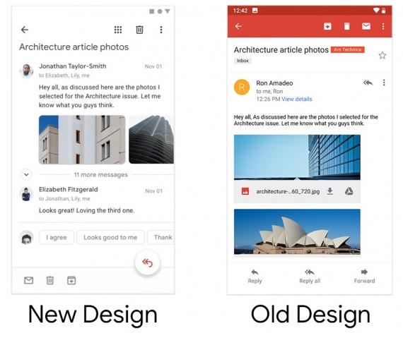 Дизайнер Google опубликовал ролик с новым Material Design5