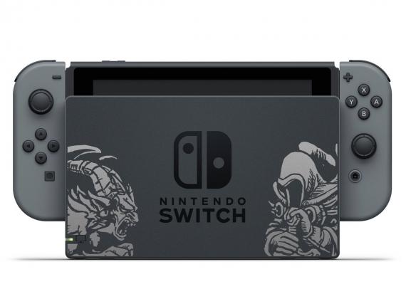 Nintendo выпустит ограниченное издание Switch в честь релиза Diablo III1