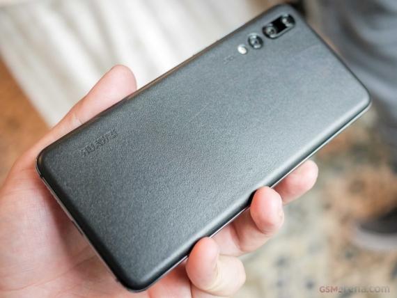 Четыре новые расцветки для Huawei P20 Pro1