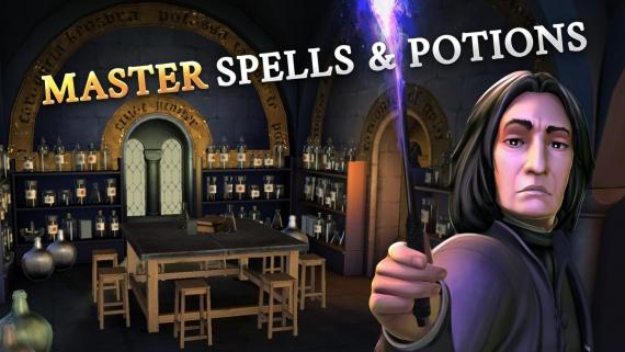 Harry Potter: Hogwarts Mystery доступна для iOS и Android0