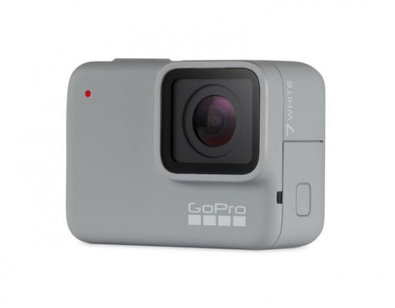 GoPro представила Hero 7 в трёх версиях1
