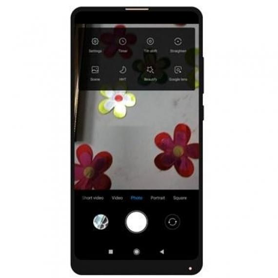 Приложение камеры Xiaomi в MIUI 10 получит Google Lens1
