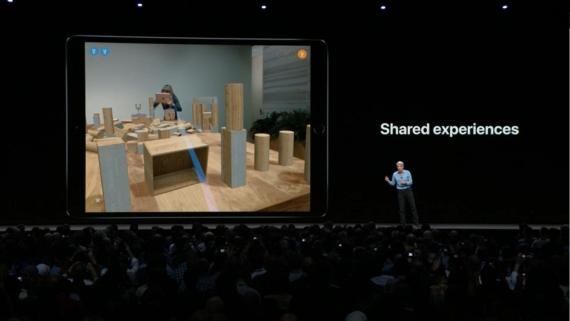 Что ждёт дополненную реальность в iOS 12?4