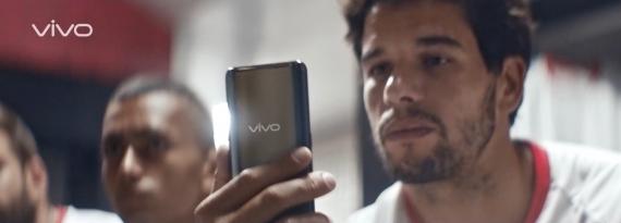 Vivo выпустит смартфон с выдвижной фронтальной камерой0