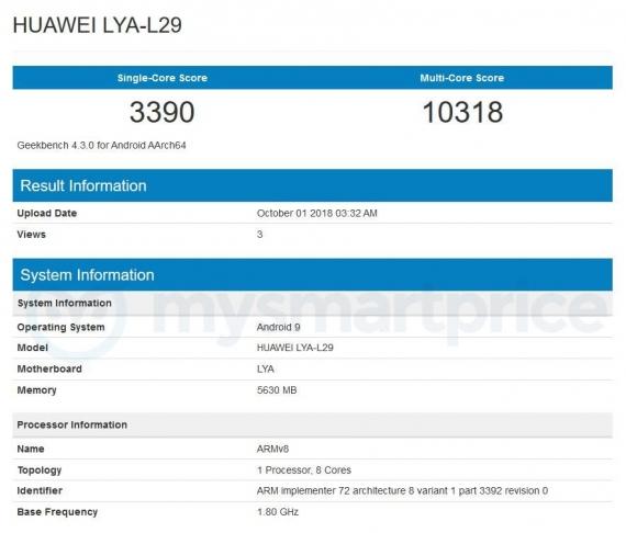 Huawei Mate 20 Pro проигрывает iPhone Xs в производительности1