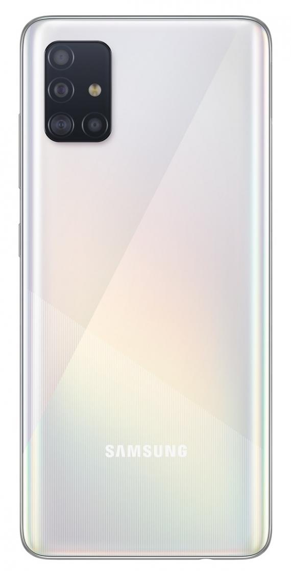 Samsung Galaxy A51: макрокамера и дисплей Infinity-O2