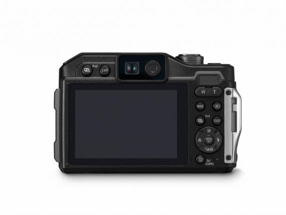 Panasonic представила защищённую камеру с электронным видоискателем2