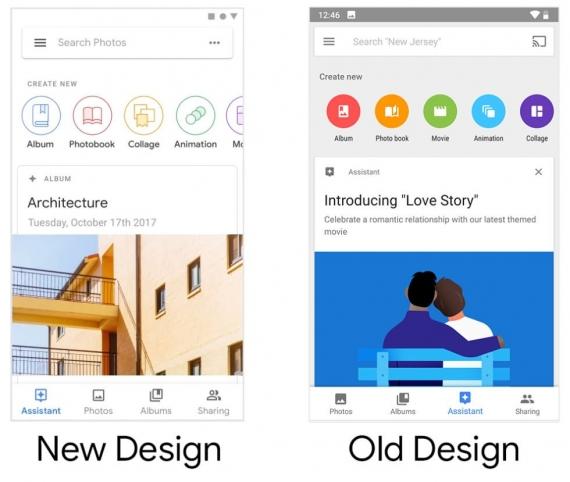 Дизайнер Google опубликовал ролик с новым Material Design6