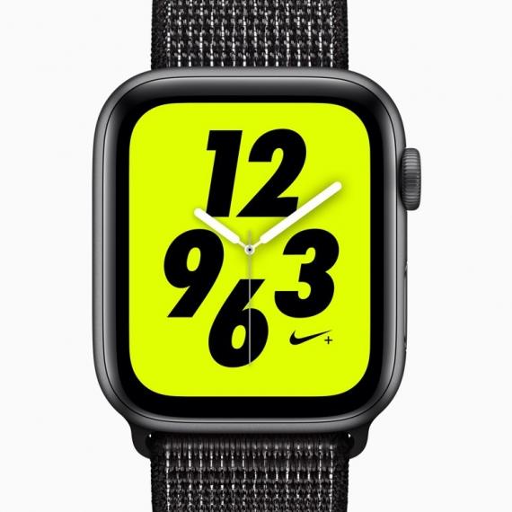 Apple Watch Nike+ Series 4 поступили в продажу1