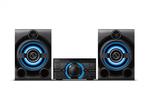 Sony начала продажи линейки аудиосистем для вечеринок в России1