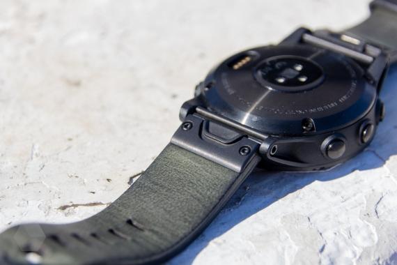 Обзор Garmin Fenix 5 Plus. Почему это лучшие часы для спортсменов?3