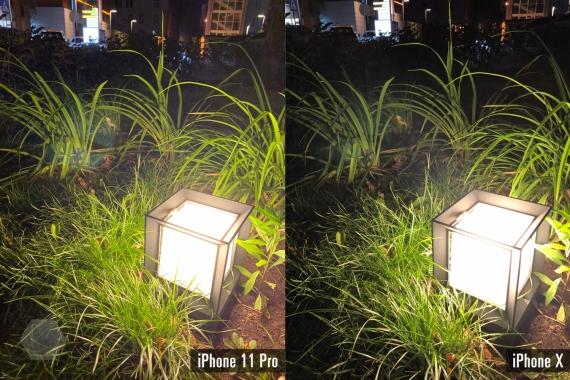 Сравнение ночных снимков iPhone 11 Pro с флагманами конкурентов1