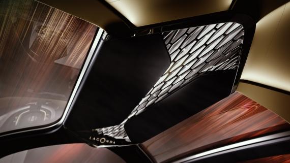 Aston Martin представила роскошный электрический седан3