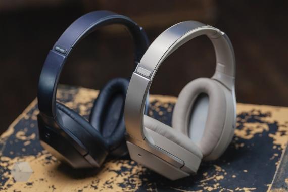 Наушники с шумоподавлением Sony MDR-1000X и WH-1000XM2 — какие лучше?8