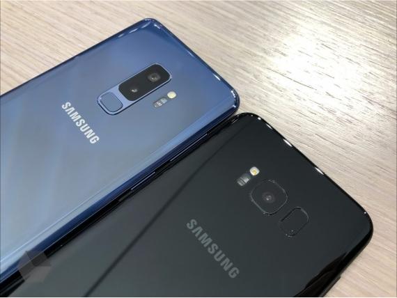 Galaxy S9 и S9+ получили переменную диафрагму4