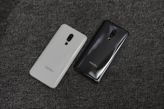 Meizu 16th и Meizu 16th Plus — сканер отпечатков в экране и Snapdragon 8455