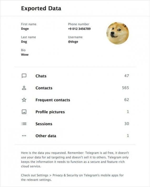 Telegram 4.9.1 для Android: что нового?2