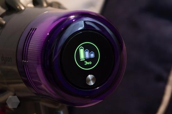 Dyson V11: беспроводной пылесос с умной адаптацией мощности и энергопотребления6
